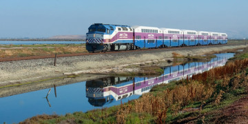 Altamont Commuter Express (ACE) Project thumb