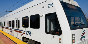 Vasona/Eastridge Light Rail Corridors Study thumb
