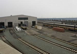 Amtrak, West Oakland Maintenance Facility thumb