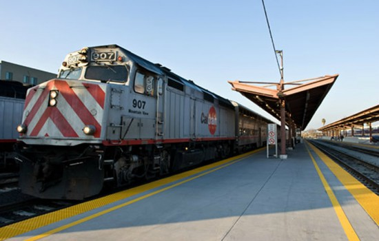 Caltrain Commuter Rail Extension thumb