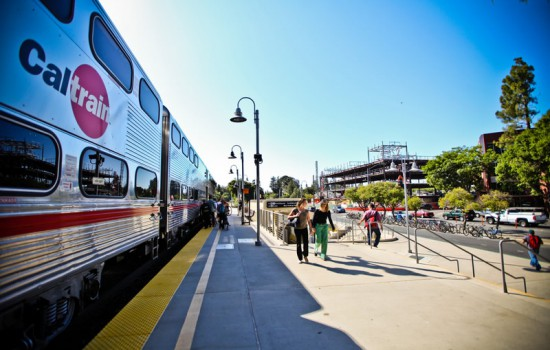 Caltrain Commuter Rail Service Extension Valley Transportation Authority (VTA) thumb