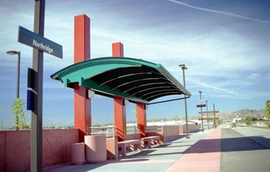 Northridge Station Design thumb